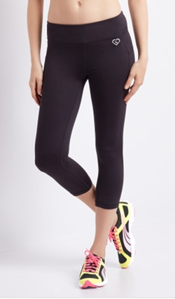 Aéropostale - LLD Solid Crop Leggings
