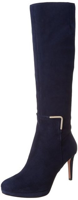 Nine West  - Evah Suede Knee High Boots