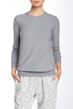 Three Dots  - Classic Crew Sweater