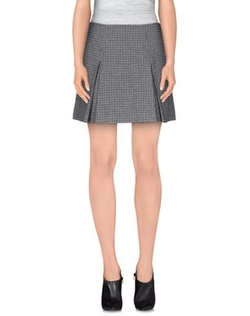 Marc Jacobs - Houndstooth Mini Skirt