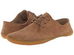 Vivobarefoot  - Ra Suede Shoe