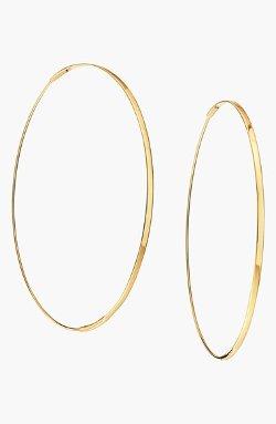 Lana Jewelry - Flat Magic Hoop Earrings