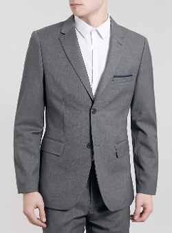 Topman - Slim Suit Jacket