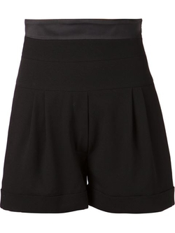 Alexandre Vauthier - High Waist Shorts