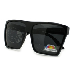 JuicyOra - Oversized Retro Square Sunglasses