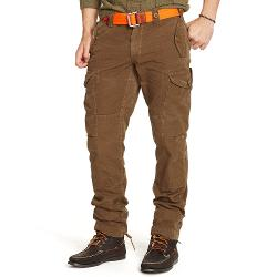 Polo Ralph Lauren  - Straight-Fit Cargo Pant