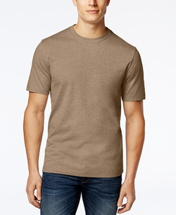 Club Room - Crew-Neck Tee Shirt