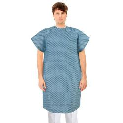 ABC And More - Hospital Patient Medical Exam Gowns Economy