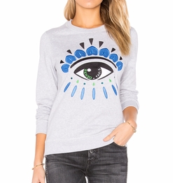 Kenzo - Embroidered Eye Pullover