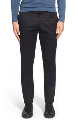 Kent and Curwen  - Slim Fit Stretch Chino Pants