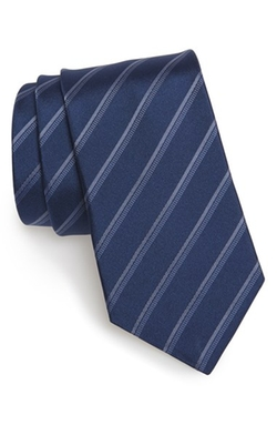 John Varvatos Star USA  - Stripe Silk Tie