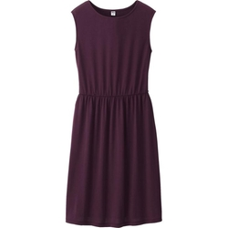 Uniqlo - Women Flare Sleeveless Dress