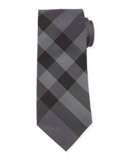 Burberry - Forever Exploded-Check Silk Tie