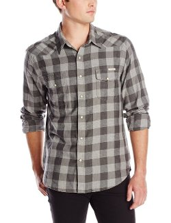 Lucky Brand  - Bison Head Western Shirt