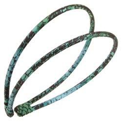 L. Erickson USA - Savvy Snake Double Headband