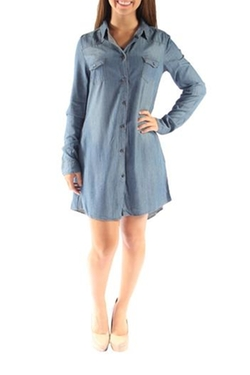 Ya Ya Club Clothing - Jackie Denim Dress