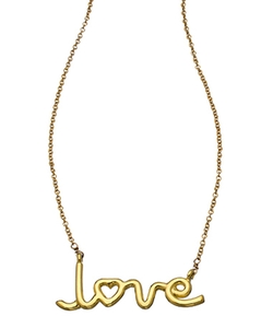 Meredith Hahn - Jamie Love Necklace