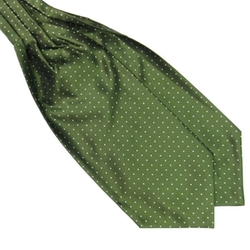 Wonader - Fashion Polka Dot Ascot Ties