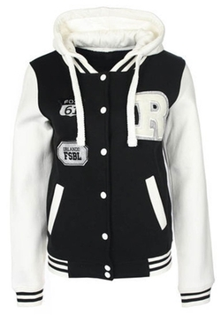 Fashion 4 Less - Baseball Tracksuit Jacket