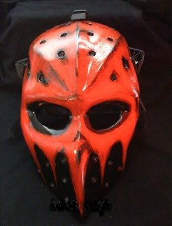 D.I.Y Professional - Airsoft Goalie Mask