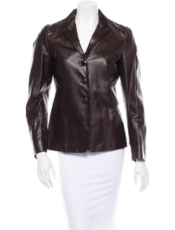 Jil Sandler - Light Wear Leather Jacket
