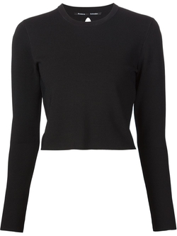 Proenza Schouler   - Cropped Top