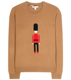 Burberry Brit  - Wool And Cashmere Sweater