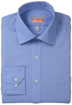 Van Heusen - Fitted Twill Shirt