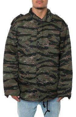 Rothco  - The M-65 Camo Field Jacket