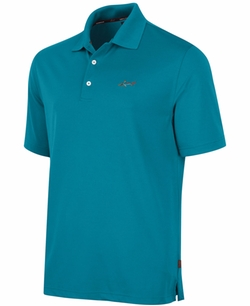 Greg Norman For Tasso Elba - Performance Golf Polo Shirt