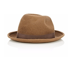 Barbisio  - Short Brim Fedora Hat