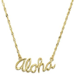 Maui Divers Jewelry - Aloha Necklace