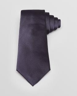 Armani Collezioni - Solid Classic Tie