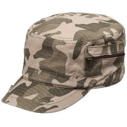 Peter Grimm  - Secret Pocket Camo Hat