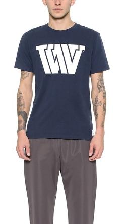 Wood Wood - VVV T-Shirt