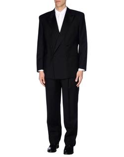 Egon Von Furstenberg  - Double Breasted Suit