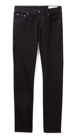 Rag & Bone Standard Issue  - Fit 2 Black Resin Jeans