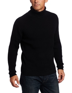 Alex Stevens - Ribbed Turtleneck Sweater