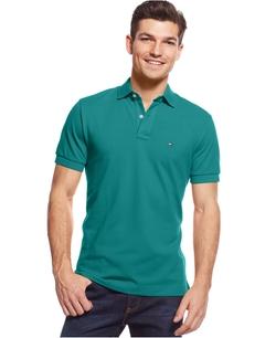 Tommy Hilfiger - Custom-Fit Ivy Polo Shirt