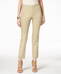 Vince Camuto - Skinny Side-Zip Pants