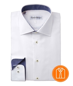 Harry Rosen - Regular Fit Dress Shirt