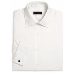 Ike Behar - Solid Regular Fit Dress Shirt