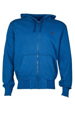 Ralph Lauren - Full Zip Hooded Jacket