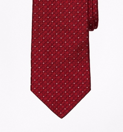 Brooks Brothers - Textured Circle Tie