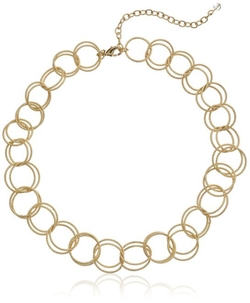 Napier - Link Collar Chain Necklace