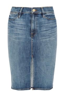 Frame Denim - Le Pencil Denim Skirt