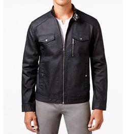 INC International Concepts - Metalcore Moto Jacket