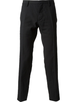 Dsquared2 - Wool & Mohair Tailored Trousers