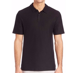 Onia  - Alec Cotton Blend Terry Polo Shirt