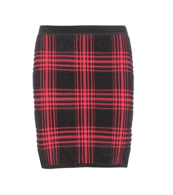 Alexander Wang - Plaid Mini Skirt
